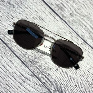 Le Specs 54mm Aviator Sunglasses